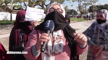 """صرخة سكان دوار """"بنت الكزار"""" بالدارالبيضاء: """"يا اعطيونا السكن ديالنا يا الوحونا فطارو تزبل"""""""