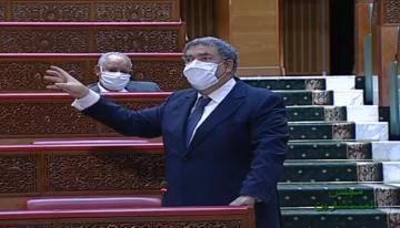 لفتيت: صندوق كورونا مادارش باش يعطي التضامن للناس اللي ماعندهمش