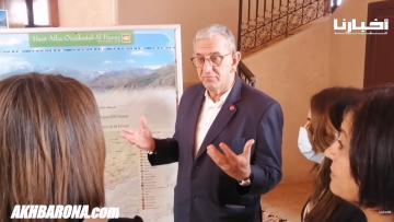 إبرام شراكة لجلب السياح الإسرائيليين لإقليم الحوز