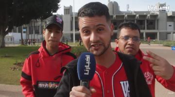 """جماهير الوداد تتوقع الفوز على الجيش وتطالب """"الناصري"""" بإنتدبات وازنة"""