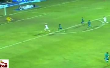تحركات خالد بوطيب في مباراة الزمالك ومصر المقاصة ..أضاع هدفين بغرابة شديدة