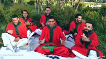 أول خروج إعلامي للدقايقية ولاد أكادير لي بهدلو قناة الشروق الجزائرية بأغنية دارت ضجة كبيرة