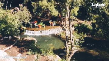 شلالات أقشور ..منطقة سياحية طبيعية تسحر الزوار من جميع أنحاء العالم