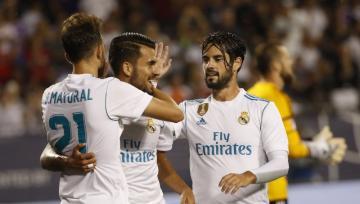ريال مدريد يقتلع انتصارا قاتلا من بيتيس (فيديو)