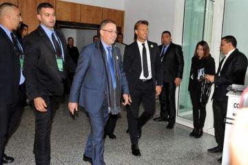 رسميا..الجامعة الملكية لكرة القدم تنفي تقديم رونار لاستقالته