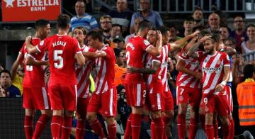 بالفيديو: ياسين بونو وجيرونا يوقفان سلسلة انتصارات برشلونة