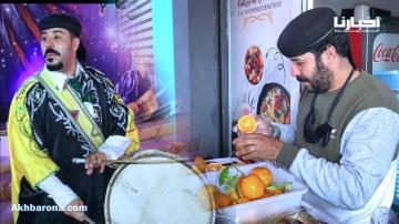 بسبب الجائحة.. فنان كناوي: من مدير مهرجان إزوران إلى بائع العصير والحلويات بأكادير