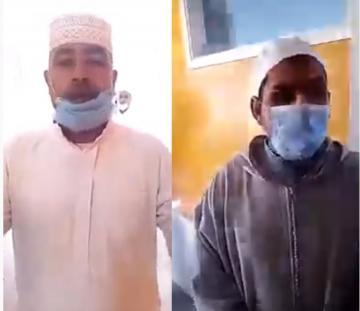 الائمة المصابون بفيروس كورونا يحتجون على الظروف الكارثية بالحجر الصحي