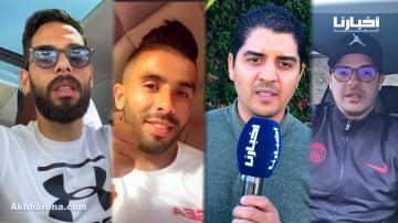 تحدي من مغربي بأوروبا يحفز لاعبين بحسنية أكادير للمشاركة في أعمال خيرية خلال أولى أيام رمضان