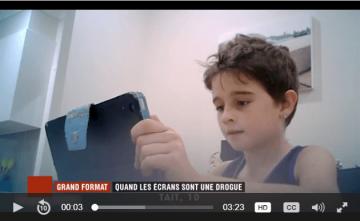 تجربة صادمة : الهواتف الحديثة تسبب شرود ذهن كلي لدى الطفل