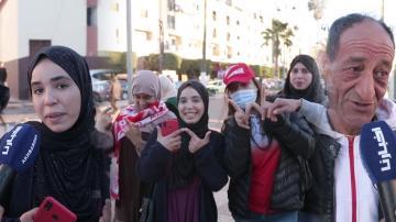 جمهور الوداد سعيد بالفوز في الديربي: نستاهلو الماتش وهاد العام البطولة 21 ديالنا