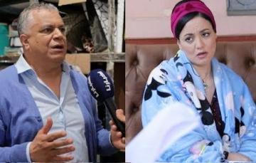 الخياري متحدثا عن سناء عكرود: كارثة ومصيبة كتموت على الفلوس