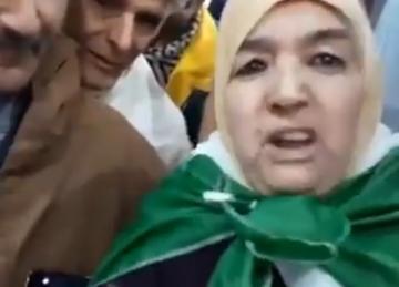 جزائريون يعبرون عن فرحتهم بفوز عبد المجيد تبون بالانتخابات الرئاسية