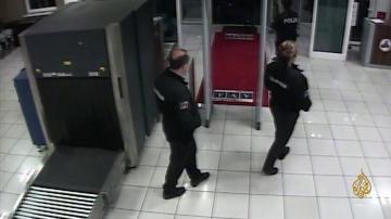 الجزيرة تنشر فيديوهات كاميرات المراقبة لفريق الاغتيال السعودي في مطار إسطنبول