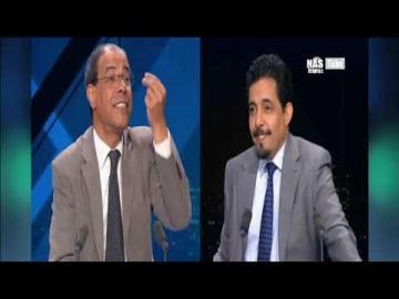 سياسي مغربي يفضح أطروحة أحد ممثلي مرتزقة البوليساريو ويصفه بالغباء