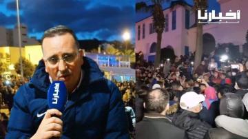 إعلامي يشرح الوضع بمدينة الفنيدق: هذا هو السبب وراء تشكل بؤرة الإحتجاجات والحلول المناسبة