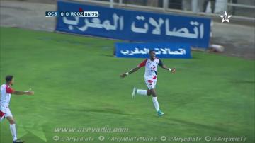 أولمبيك آسفي 1-0 سريع واد زم ..هدف الفوز من توقيع كوفي بوا