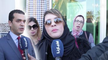 هكذا علقت المحامية الإبراهيمي زوجة المحامي طهاري ودفاعها عن جلسة اليوم وهذا ما قالته عن ليلى