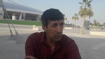 البطل الحسين بنزريكينات : أنا مستاء من مسؤولي ألعاب القوى بالمغرب