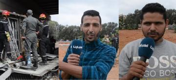 شهود عيان حول فاجعة بوقنادل : شفنا بنادم مكرد و الاسعاف تعطلت حوالي ساعة