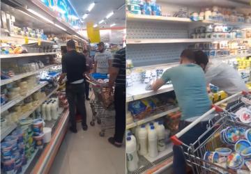 أسواق أردنية تشرع في سحب منتوجات فرنسية من رفوفها بسبب تصريحات ماكرون المعادية للإسلام