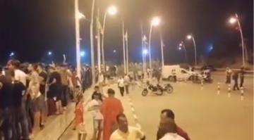 احتفالات كبيرة على الحدود الشرقية بعد فوز الجزائر بكأس إفريقيا