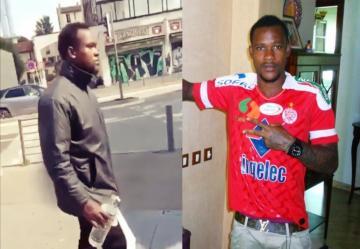 """مؤلم: ظهور جديد للنجم الوداد السابق """"بوبلي أندرسون"""" مشردا بشوارع فرنسا (فيديو)"""