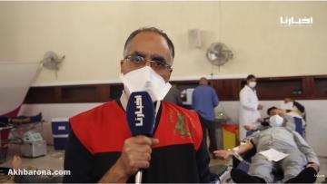 بعد الخصاص المهول.. تنظيم حملة للتبرع بالدم بوجدة