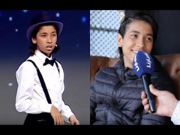 أكرم مفتاح أصغر كوميدي في المغرب: أحلم بالعالمية وقدوتي جيستن سطاطام