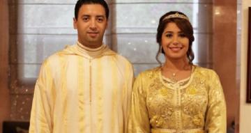 """الفنانة المغربية """"هدى سعد"""" تعلق على خبر طلاقها"""