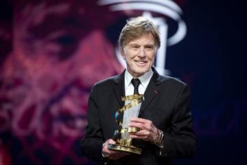مهرجان مراكش يكرم أسطورة السينما الأمريكية روبرت ريدفورد