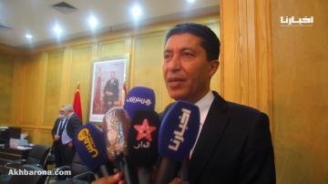 وجدة : انتخاب عبدالنبي بعوي رئيسا لجهة الشرق لولاية ثانية