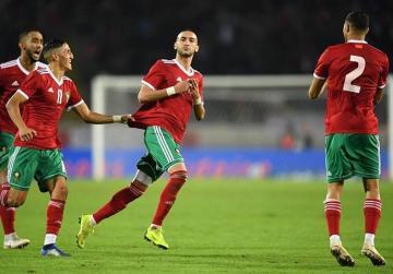 جوائز الكاف 2019..حكيمي وزياش ضمن الفريق المثالي للسنة