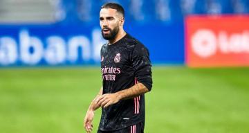 كارفاخال يجدد عقده مع ريال مدريد