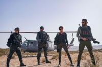 """""""نتفليكس"""" تكشف صورا حصرية من كواليس فيلم """"The Old Guard"""" الذي تم تصوير جزء كبير منه في مراكش"""