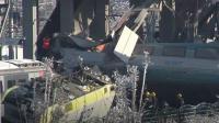 """""""قطار الموت"""" في تركيا.. كاميرا للمراقبة ترصد لحظة الكارثة (فيديو)"""