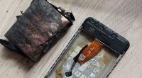 بعد ثلاثة أسابيع من شرائه...انفجار هاتف محمول يتسبب في اشتعال النيران في منزل ببريطانيا