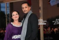 سناء عكرود تعلن إنفصالها عن زوجها الممثل مروازي وهذا ما كشفت عنه (صورة)