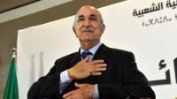 بعد إعلانه رئيسا للبلاد..هذا ما قاله تبون عن العلاقات الجزائرية المغربية