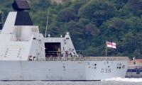 في تصعيد قد ينذر بحرب مدمرة...روسيا تحذر بريطانيا أنها ستقصف سفينتها الحربية المرة المقبلة