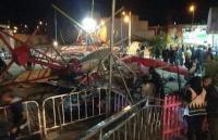 سلطات طنجة تقدم الرواية الرسمية لحادث تحطم أرجوحة سريعة بفضاء للألعاب