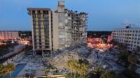 """في حادث غامض...انهيار مبنى سكني بـ""""ميامي بيتش"""" وفقدان 99 شخصا جلهم من الإسرائيليين"""