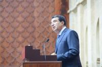 """فريق حزب """"الحركة الشعبية"""" بمجلس النواب يتضامن مع """"محمد مبديع"""""""