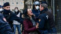 """""""عزلة الموت"""".. لا فرصة للوداع الأخير بإيطاليا في زمن كورونا"""