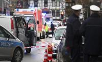 بالفيديو: مقتل اثنين في عملية دهس بمدينة ألمانية