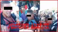 الأمن يضع يده على الشخص الذي ظهر في فيديو الاعتداء باللكم على أمنيين بالمهدية