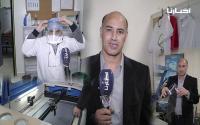 مواطن مغربي يخوض تجربة فريدة من نوعها في زمن الجائحة (فيديو)
