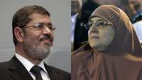زوجة مرسي تتحدث عن اللحظات الأخيرة قبل دفنه