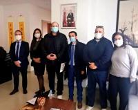 """جمعية التعاون الأفريقي الصيني تعلن تضامنها مع """"المغرب"""" و تناشد """"عقلاء"""" إسبانيا وأوروبا قصد التدخل العاجل"""