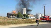 آخر مستجدات الحريق الذي ضرب مصنع لإنتاج الإيثانول وغاز الكربون ضواحي القنيطرة